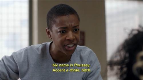 poussey